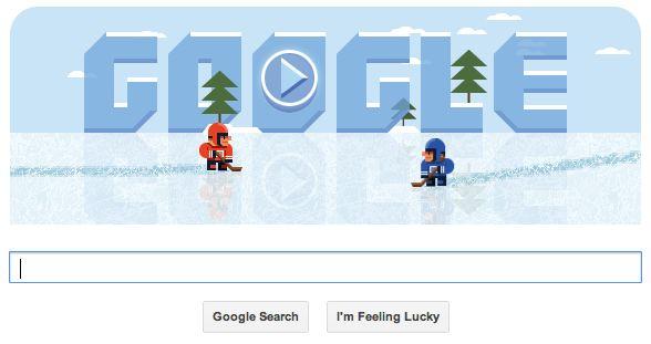 Captura de pantalla 2013 01 16 a las 12.33.39 1 Google Doodle para jugar en honor a Frank Zamboni