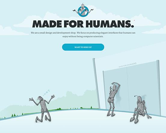 MinimalColorsWebDesigns 23 30 Preciosos diseños web minimalistas para inspirarse