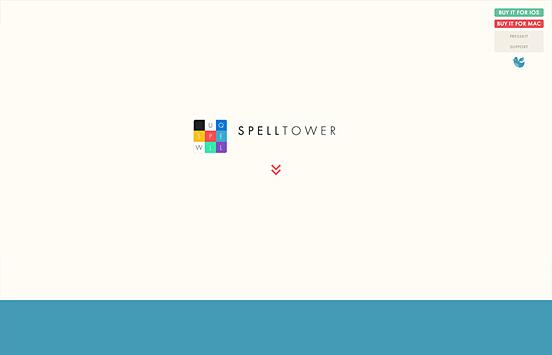 MinimalColorsWebDesigns 25 30 Preciosos diseños web minimalistas para inspirarse