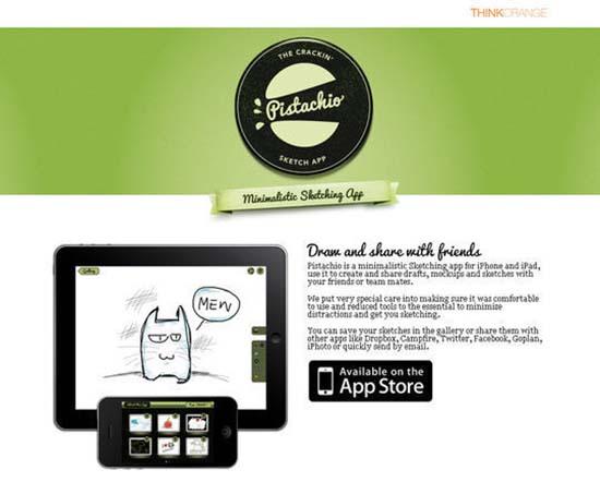 MinimalColorsWebDesigns 4 30 Preciosos diseños web minimalistas para inspirarse