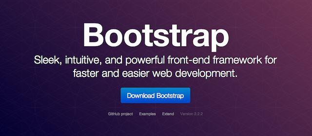 bootstrap 1 Bootstrap, Framework para diseño web de Twitter