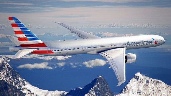 Nuevo logo y nuevo diseño de aviones de American Airlines