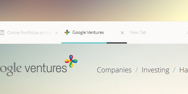 concepto diseño ui google chrome 3 Concepto de diseño UI para Google Chrome