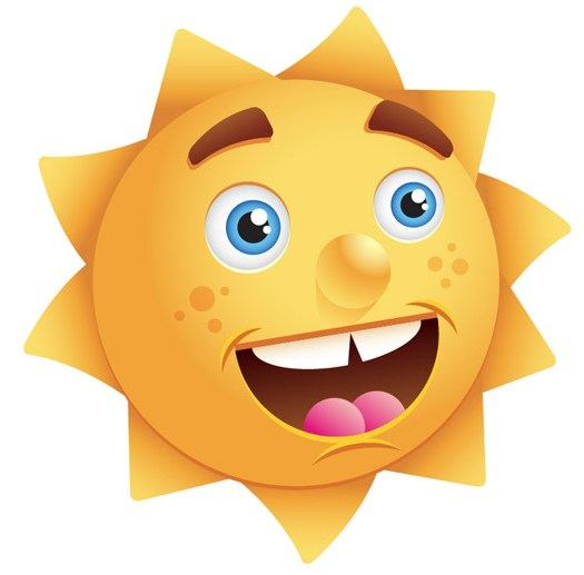 create a happy sun character illustrator tutorial Tutoriales Adobe Illustrator gratis