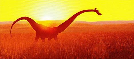 dinosaurios pixar Primeras imágenes de los nuevos proyectos de PIXAR