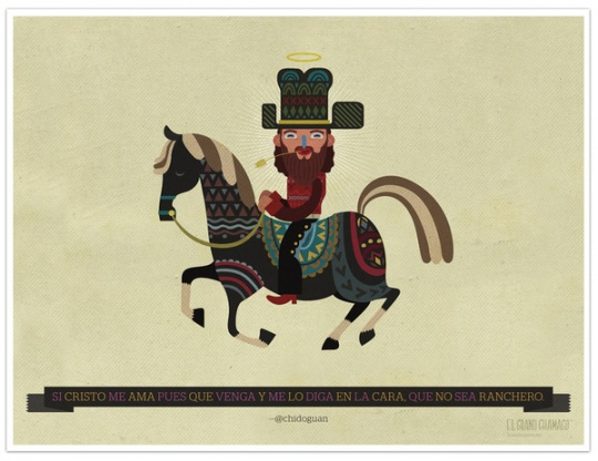 ilustraciones gran chamaco 1