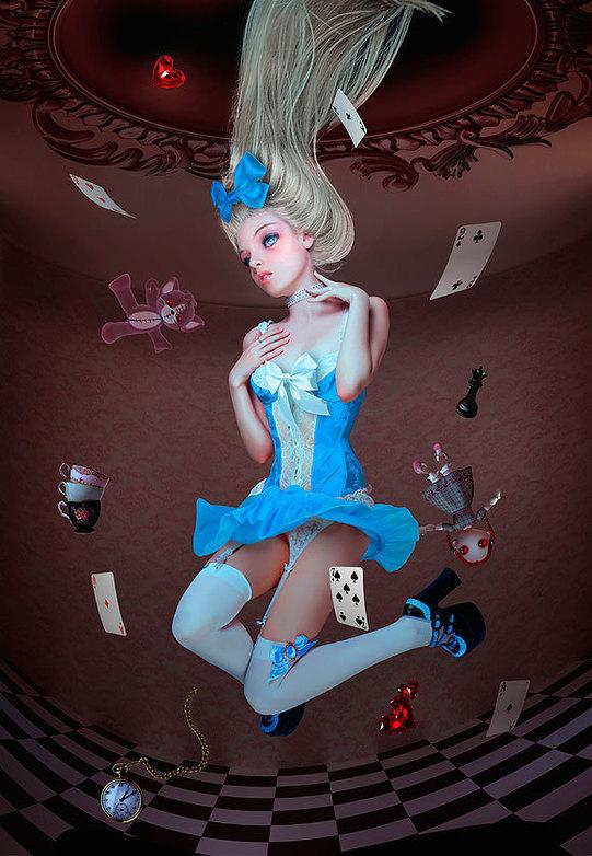 ilustraciones por natalie shau 12 Excelentes ilustraciones por Natalie Shau