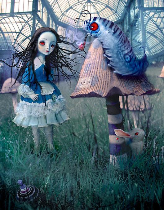 ilustraciones por natalie shau 14 Excelentes ilustraciones por Natalie Shau