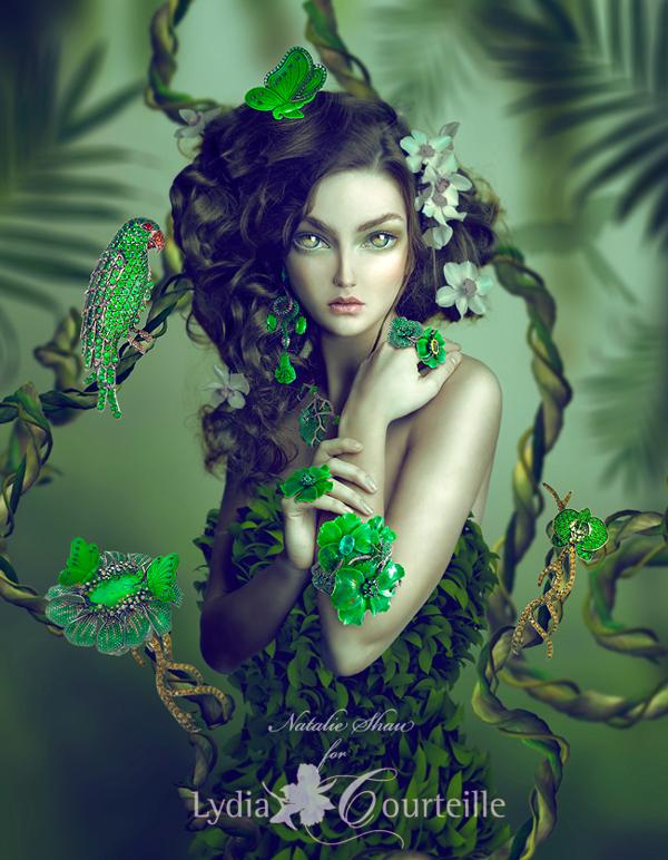 ilustraciones por natalie shau 3 Excelentes ilustraciones por Natalie Shau