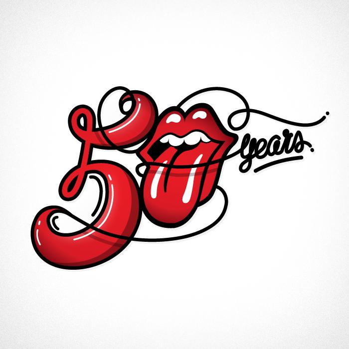 logos rolling stones 1 Homenaje a los Rolling Stones 50 años de logos