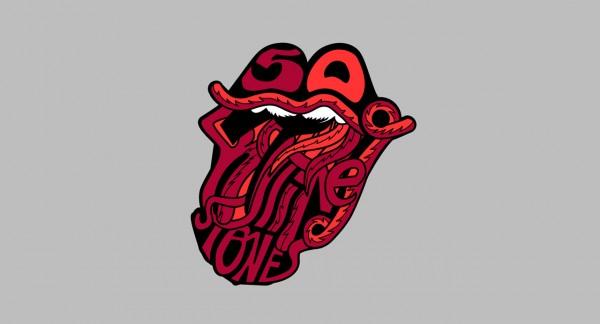 logos rolling stones 6 600x324 Homenaje a los Rolling Stones 50 años de logos