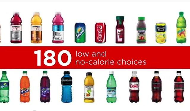 publicidad coca cola coming together Nueva campaña de Coca Cola contra la obesidad