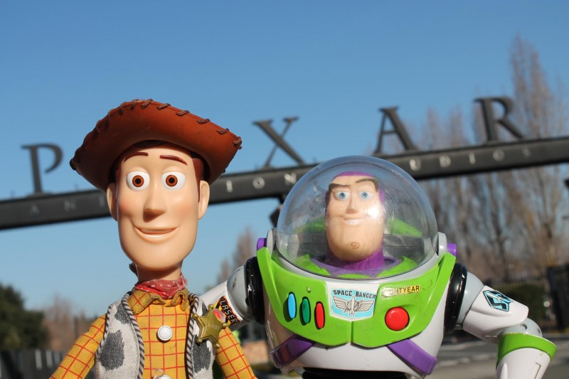 toy story Genial remake Stop Motion de Toy Story