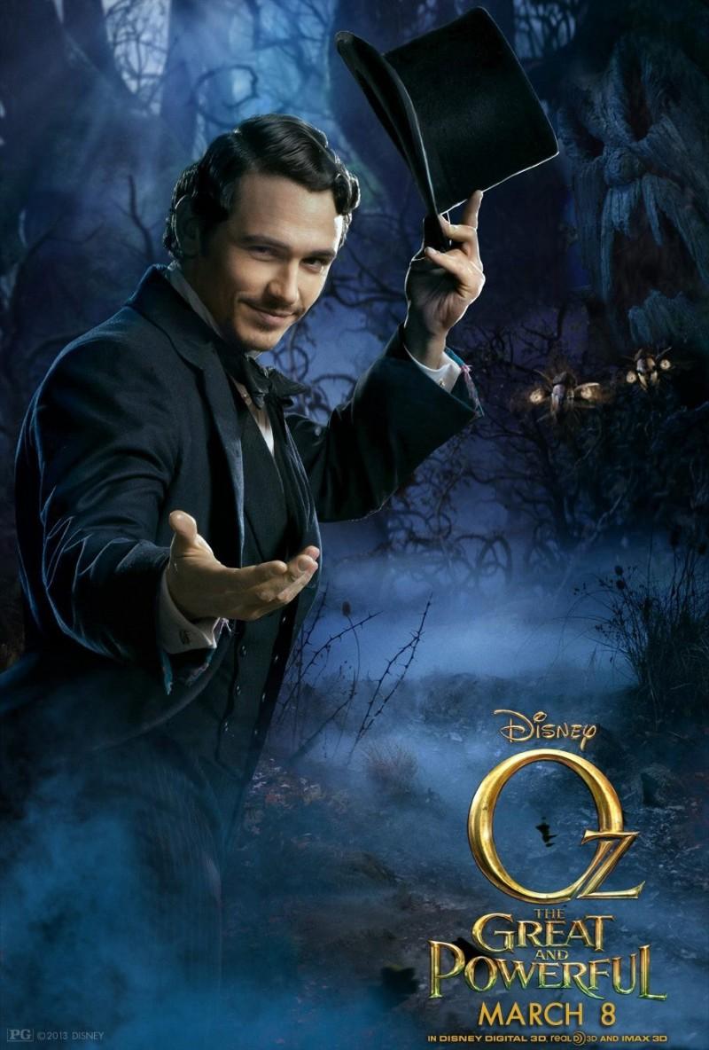 046 800x1184 Posters de películas: Oz el poderoso