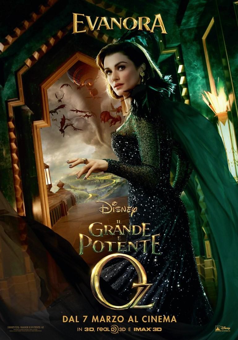 067 Posters de películas: Oz el poderoso
