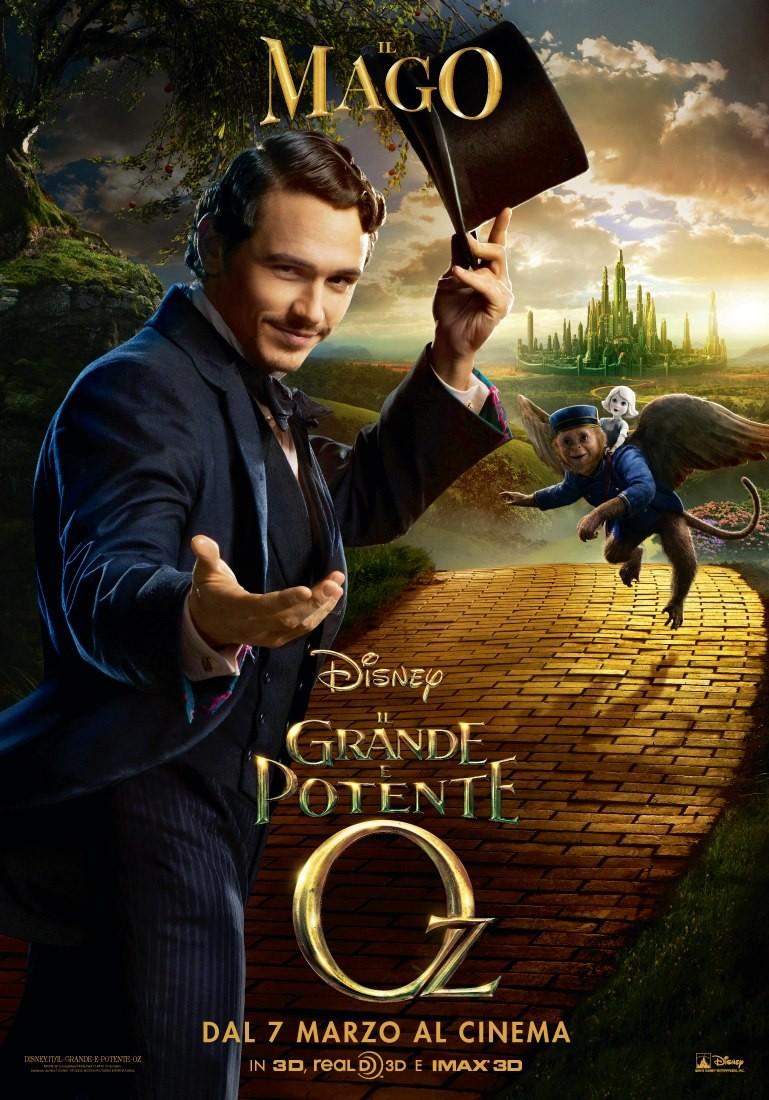 076 Posters de películas: Oz el poderoso
