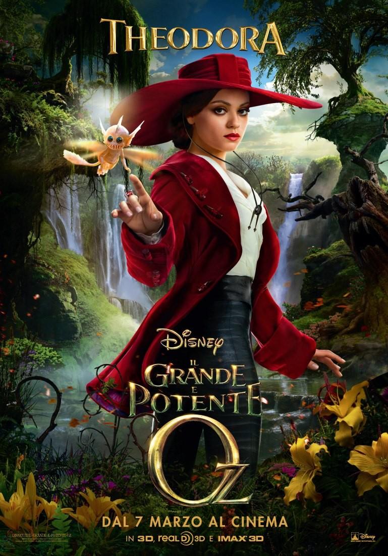 086 Posters de películas: Oz el poderoso