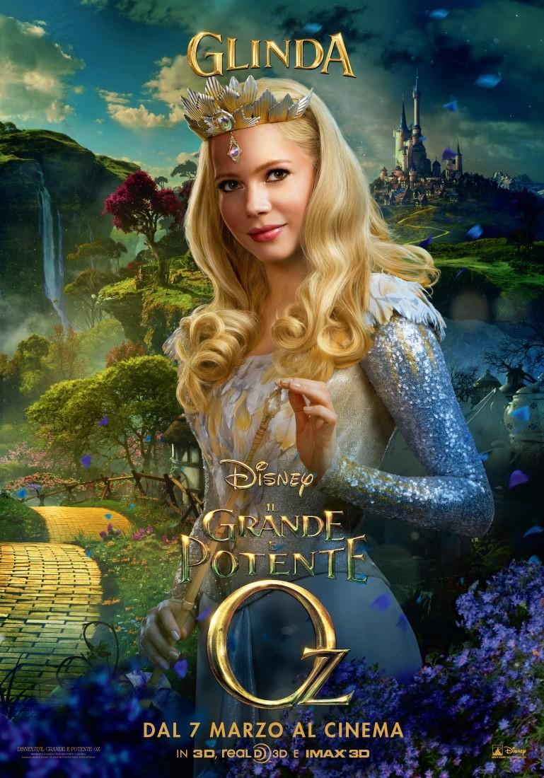 096 Posters de películas: Oz el poderoso