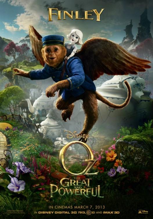 106 Posters de películas: Oz el poderoso