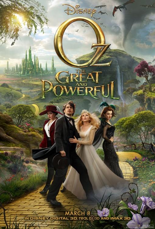 135 Posters de películas: Oz el poderoso