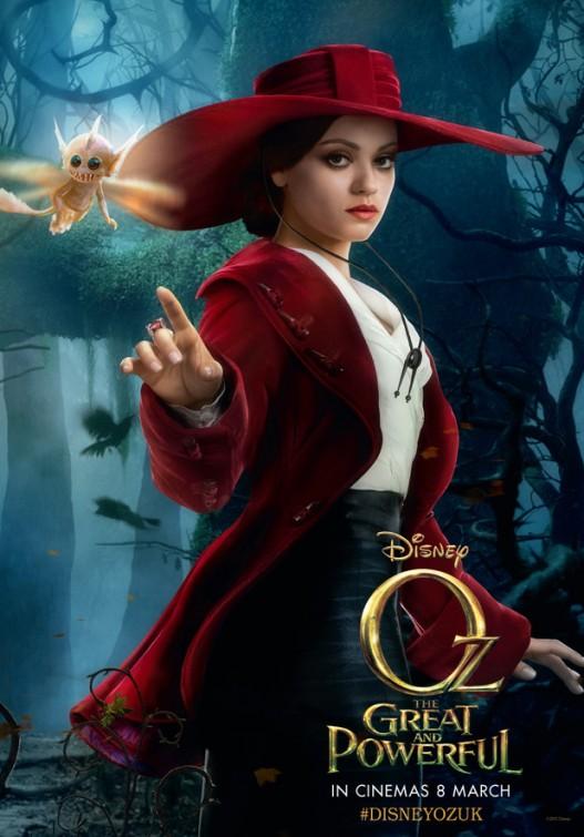 143 Posters de películas: Oz el poderoso