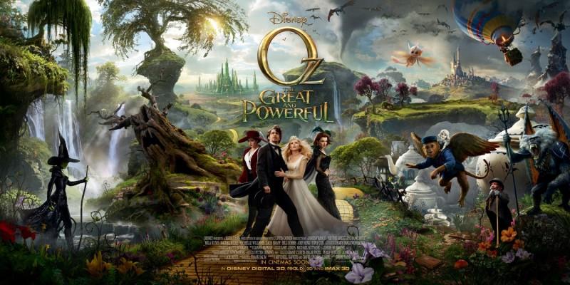 153 800x400 Posters de películas: Oz el poderoso