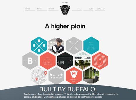 2411 Ejemplos de portadas de paginas web que impresionan