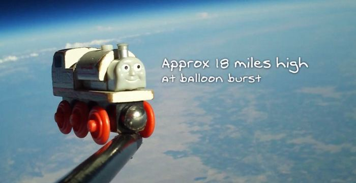 A-Toy-Train-in-Space
