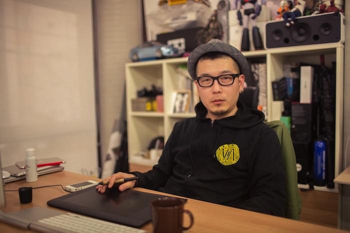 Coree22 Nuevo PSD gratis de la Colección TEN de Fotolia por Soongyu Gwon