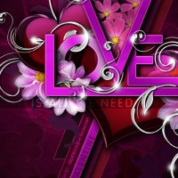 LOVE-Greeting-Card-Template