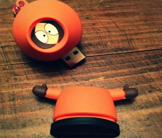 Memorias USB 2 1 9 Memorias USB bonitas y de formas inusuales