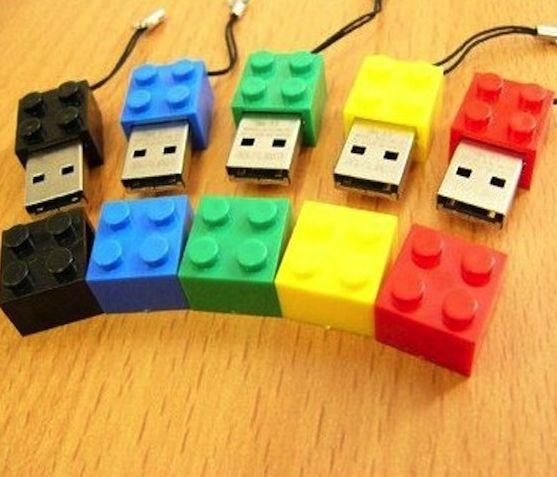 Memorias USB 6 1 9 Memorias USB bonitas y de formas inusuales