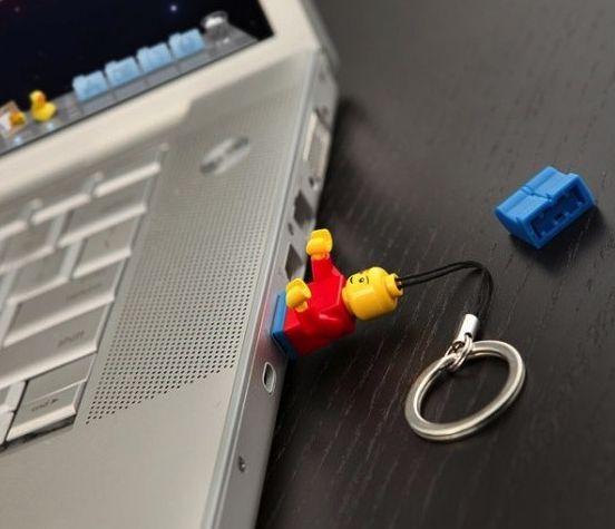 Memorias USB 9 1 9 Memorias USB bonitas y de formas inusuales