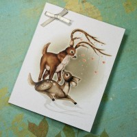 Valentines-Deer-Card