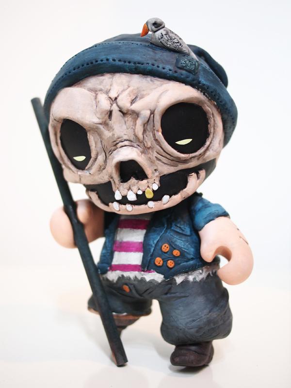 art toy 10 Art Toy: 20 Geniales diseños de juguetes