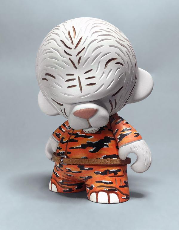 art toy 13 Art Toy: 20 Geniales diseños de juguetes