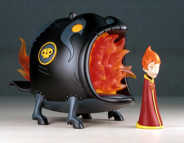 art toy 16 Art Toy: 20 Geniales diseños de juguetes