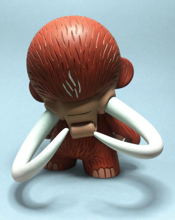 art toy 17 Art Toy: 20 Geniales diseños de juguetes