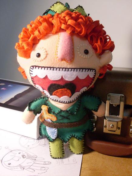 art toy 19 Art Toy: 20 Geniales diseños de juguetes