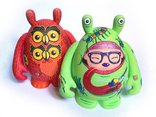 art toy 20 Art Toy: 20 Geniales diseños de juguetes