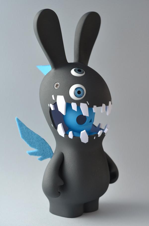 art toy 4 Art Toy: 20 Geniales diseños de juguetes