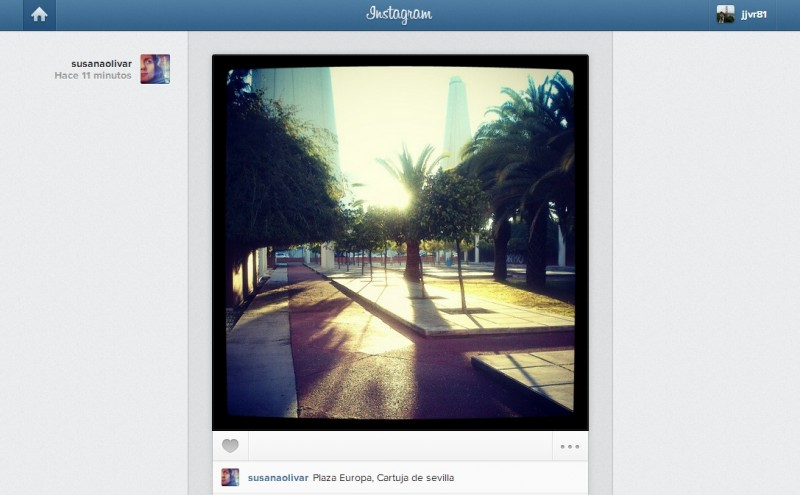 feed instagram web 800x495 Instagram lanza su version web oficial