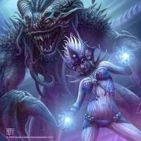 ilustraciones de fantasia 14