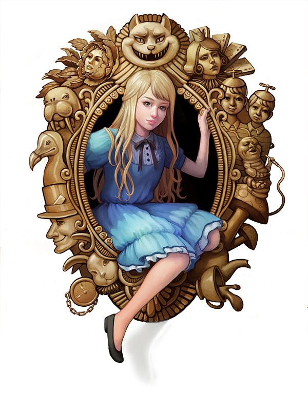 ilustraciones lyndsey vu 6 Excelentes ilustraciones por Lyndsey Vu