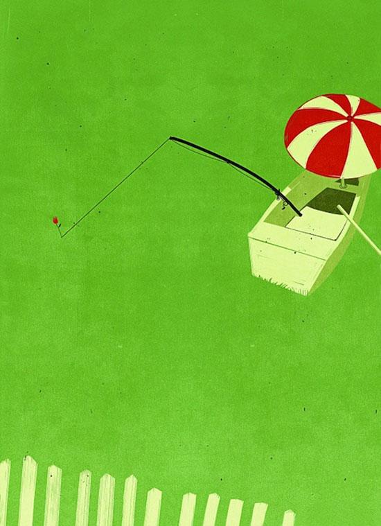 ilustraciones surrealistas 10 Galería de ilustraciones surrealistas muy creativas