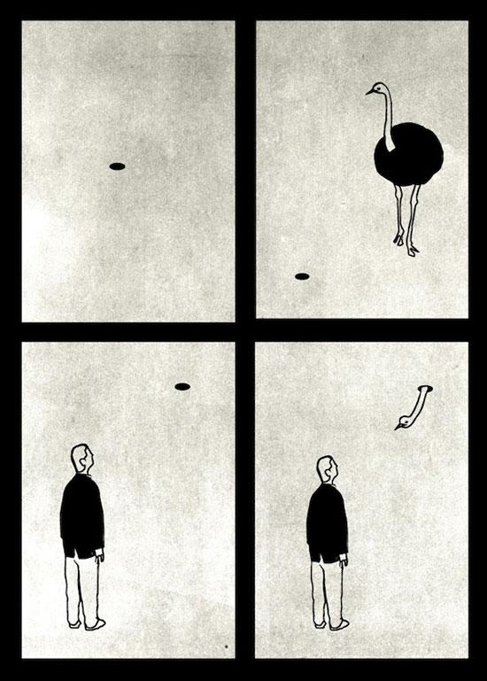 ilustraciones surrealistas 13 Galería de ilustraciones surrealistas muy creativas