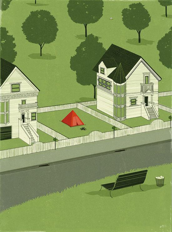 ilustraciones surrealistas 14