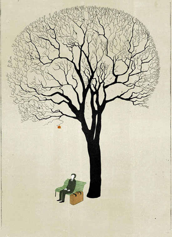 ilustraciones surrealistas 3 Galería de ilustraciones surrealistas muy creativas