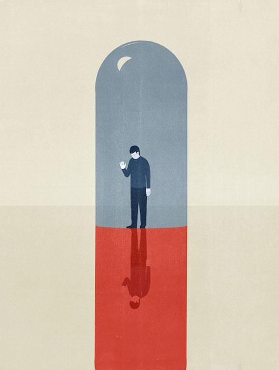 ilustraciones surrealistas 5 Galería de ilustraciones surrealistas muy creativas