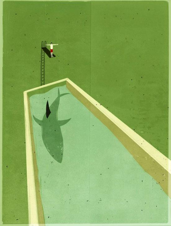 ilustraciones surrealistas 6 Galería de ilustraciones surrealistas muy creativas